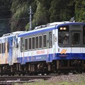 129D のと鉄道NT200形NT213+NT202