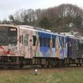 133D のと鉄道NT200形NT204+NT211