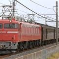 回9122レ EF81 81+旧型客車 5両