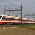Photos: 1819レ 東武200系203F 6両