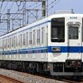 Photos: 試7202レ 東武8000系81105F 4両
