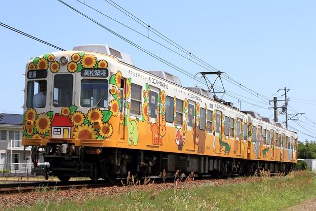 30レ 高松琴平電鉄1200形1213F 2両