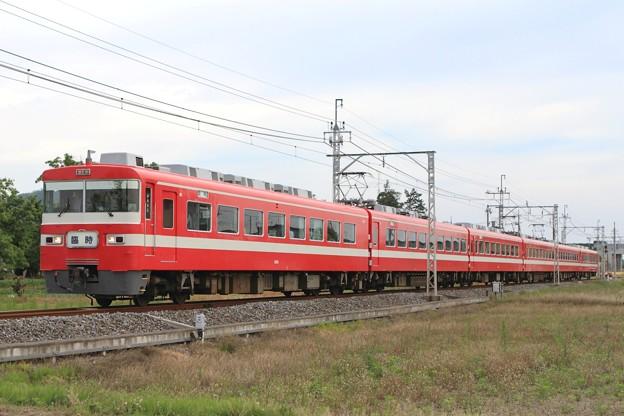 臨5698レ 東武1800系1819F 6両