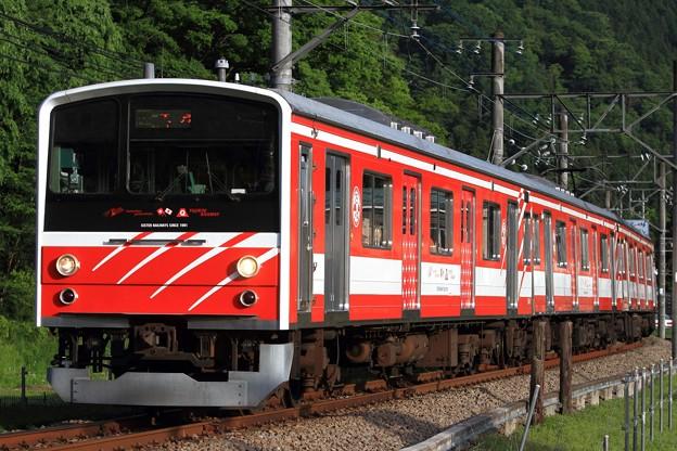 182レ 富士急行6000系6501F 3両