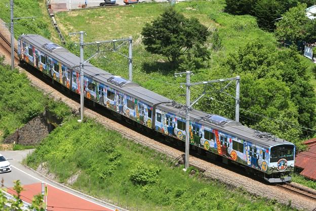17レ 富士急行6000系6502F 3両