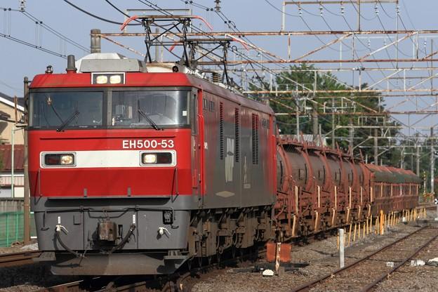 5097レ EH500 53+タキ+トキ
