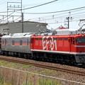 試9501レ EF81 95+カヤ27-501+EF81 139