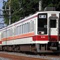 写真: 246レ 東武6050系6162F+会津鉄道6050系62101F 4両