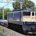 配6794レ EF65 2066+コキ