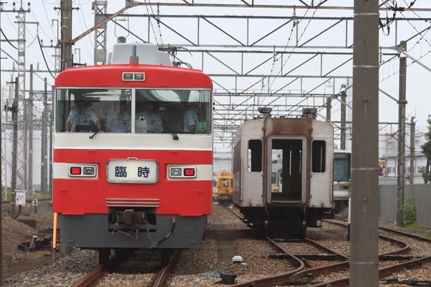 臨回5633レ 東武1800系1819F 6両