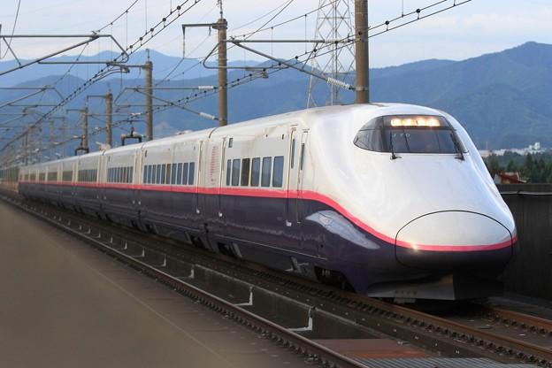 338C E2系仙セシJ70編成 10両
