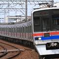 写真: 1360K 京成3700形3788F 8両