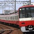 写真: 1426H 京急600形605F 8両