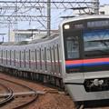 写真: 1374K 京成3000形3035F 8両