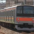 Photos: 配9737レ EF64 1031+205系千マリM29編成 8両