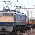 Photos: 工9773レ EF65 501+チキ