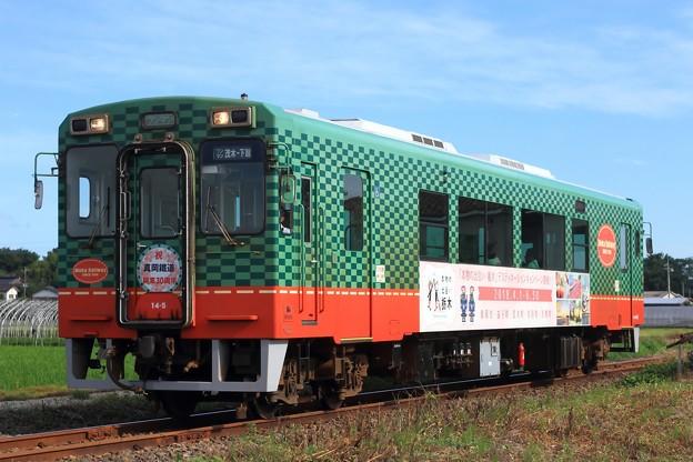 129レ 真岡鐵道モオカ14-5