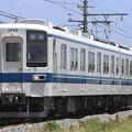 回8001レ 東武8000系8506F 2両