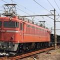 配8936レ EF81 81+ホキ