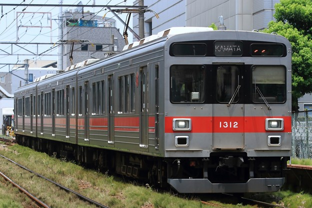 022111レ 東急1000系1013F 3両