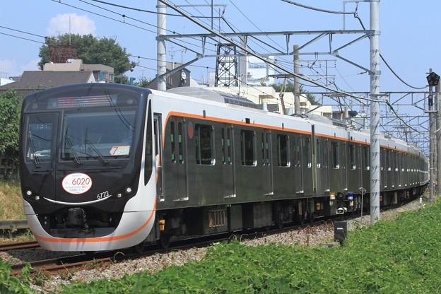 131131レ 東急6020系6122F 7両