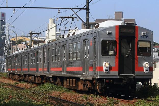 028151レ 東急7700系7912F 3両