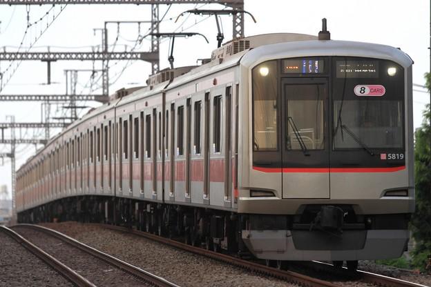 009171レ 東急5000系5119F 8両