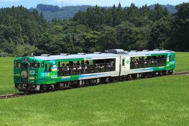 9425D キハ48系仙ココ「びゅうコースター風っこ」編成 2両
