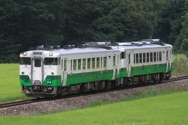 427D キハ40-2141+キハ40-526