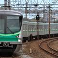 写真: 1144S 東京メトロ16000系16131F 10両