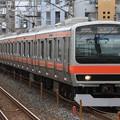 写真: 1258E E231系千ケヨMU2編成 8両