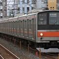 写真: 1238E 205系千ケヨM19編成 8両