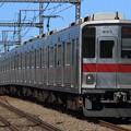写真: 821141レ 東武9000系9103F 10両