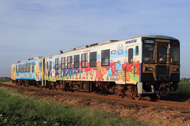146レ ひたちなか海浜鉄道キハ3710-02+キハ37100-03