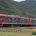 写真: 649M しなの鉄道115系S23編成 2両