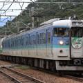 写真: 9654M しなの鉄道115系S15+S7+S3編成 9両