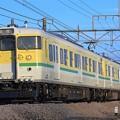 Photos: 回9775M 115系新ニイN36編成 3両