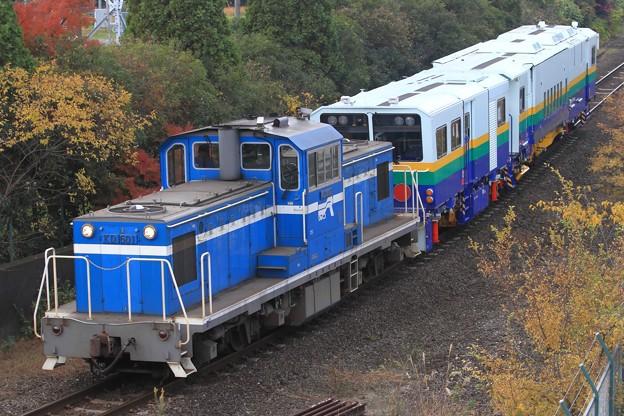 9171レ KD60 1+Plasser&Theurer 09-16/CST