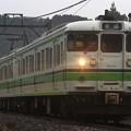 Photos: 129M 115系新ニイN33編成 3両
