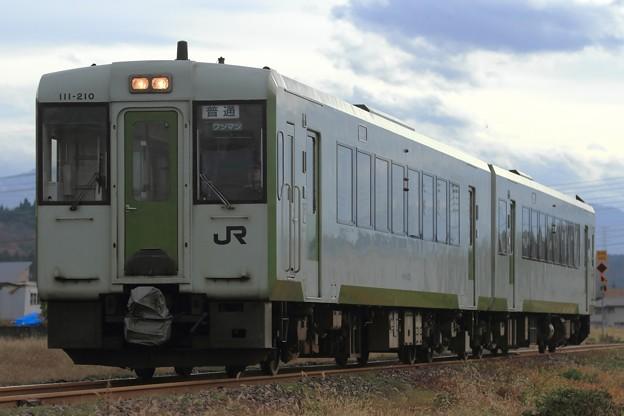 135D キハ111-210+キハ112-210