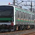 9174レ EH500 9+209系訓練車 2両
