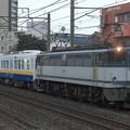 Photos: 9175レ EF65 2090+関東鉄道キハ5022+キハ5021
