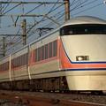 Photos: 1036レ 東武100系104F 6両