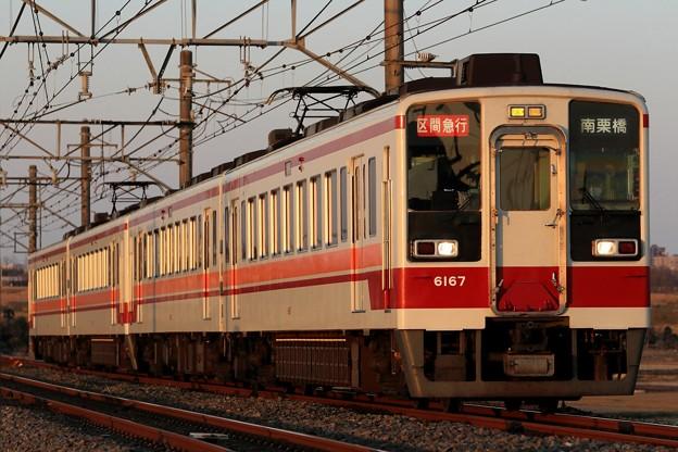 56レ 東武6050系6167F+6162F 4両