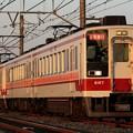 Photos: 56レ 東武6050系6167F+6162F 4両