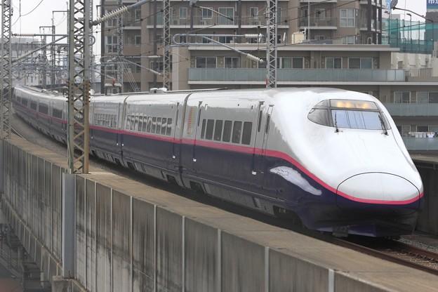 406C E2系新ニシJ63編成 10両