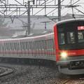 Photos: 試7544レ 東武70000系71705F 7両