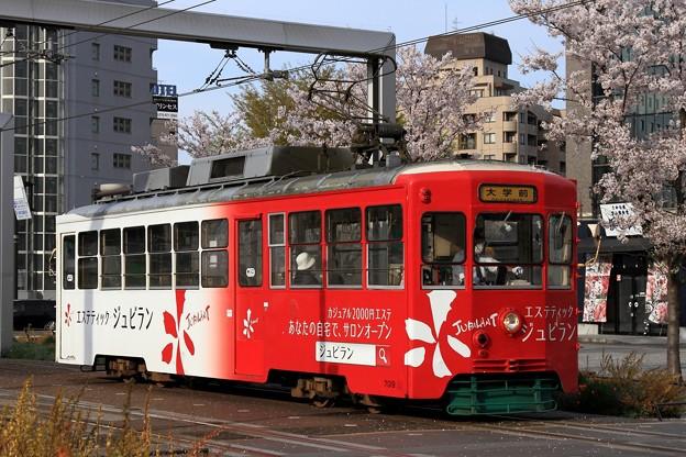 18レ 富山地鉄デ7000形 デ7019号車