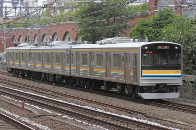 回8876M 205系横ナハT12編成 3両