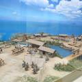 長浜城築城ジオラマ2